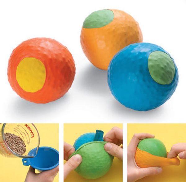 manualidades-para-el-dia-del-padre-con-materiales-reciclados-bola-anti-estres