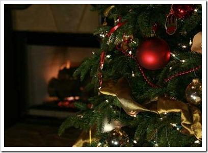navidad decorar arbol