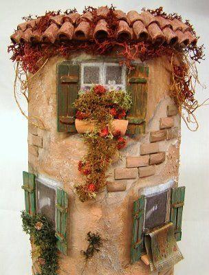 tipos de tejas decorativas
