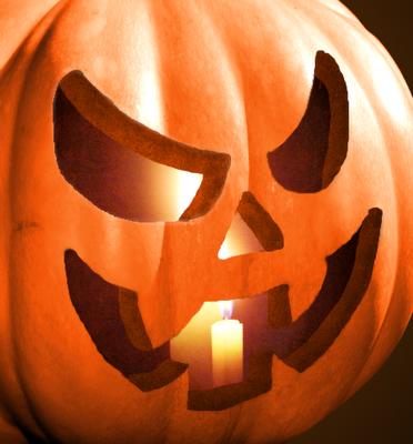 Decorar una calabaza para halloween 2018 manualidades - Como hacer calabazas de halloween ...