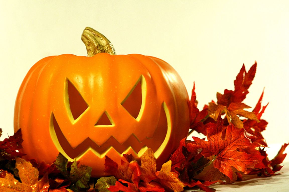 Decorar una calabaza para Halloween 2018 Manualidades