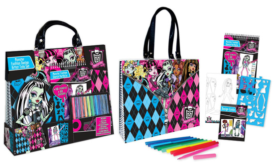 manualidades monster high