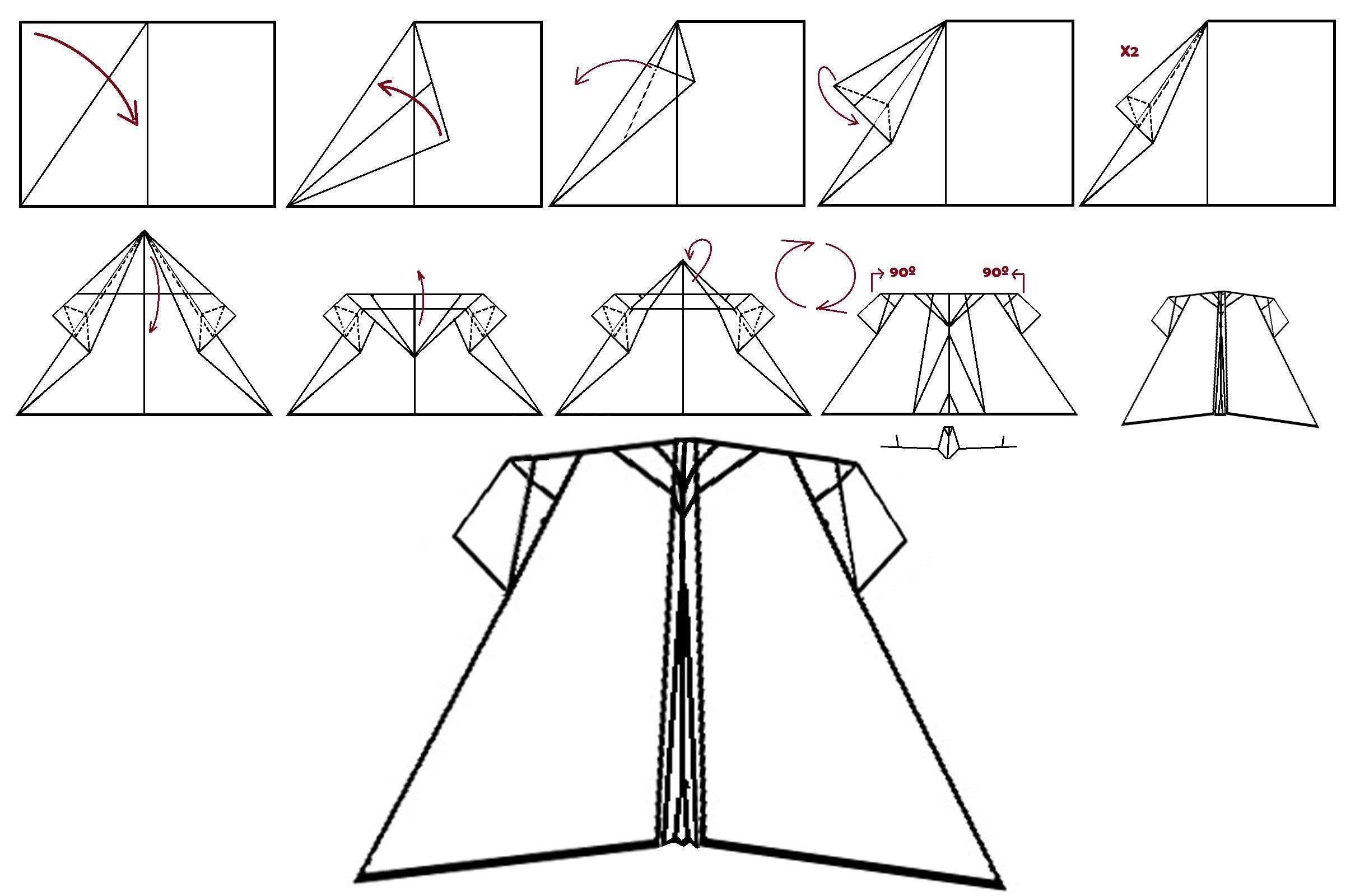 aviones-de-papel-complejos