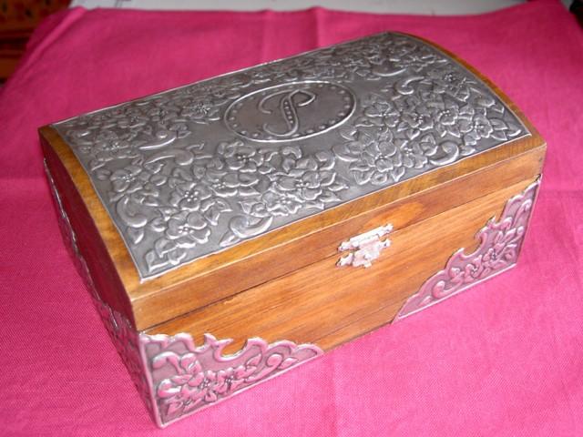 Manualidades de esta o paso a paso manualidades - Manualidades con caja de madera ...