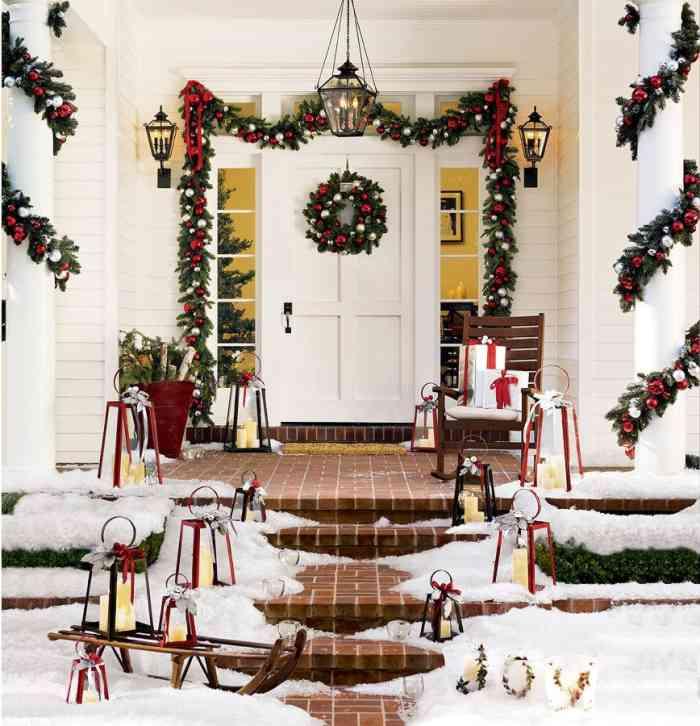 Manualidades de navidad 2018 f ciles de hacer - Adornar la casa en navidad ...