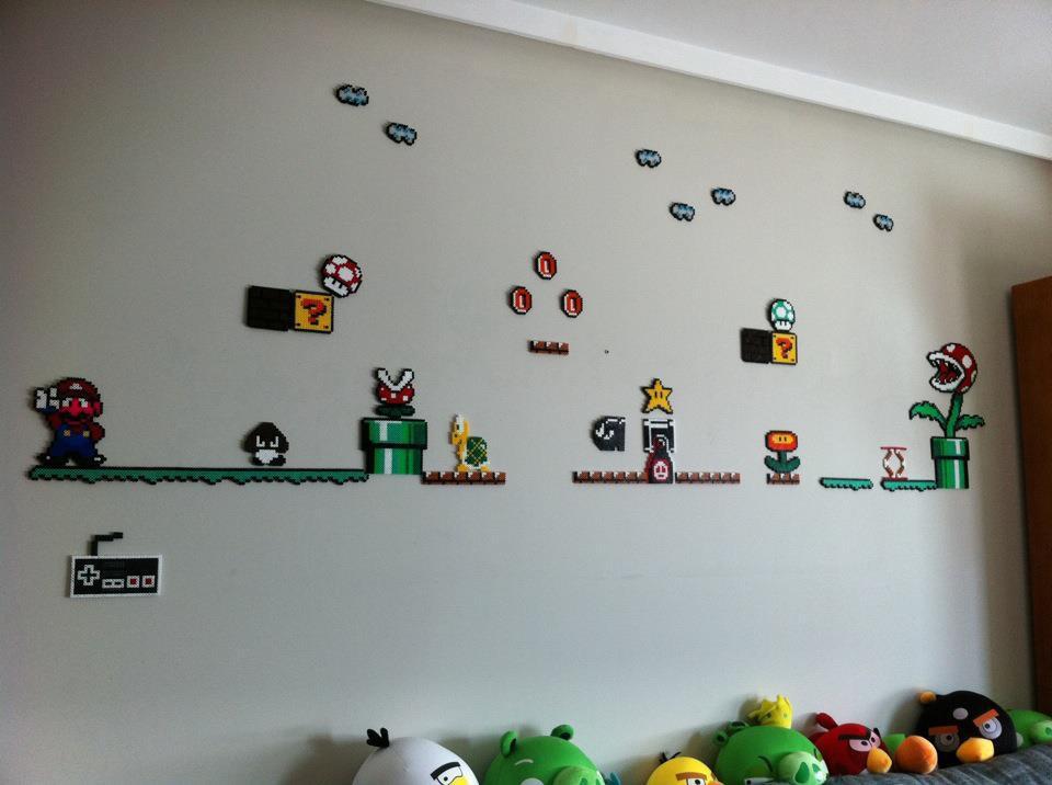Manualidades para decorar las paredes manualidades for Como decorar tu pared