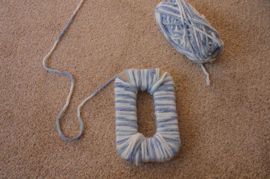 Manualidades a ganchillo para beb s manualidades - Hacer una manta de ganchillo ...