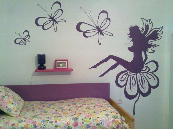 Manualidades para decorar las paredes manualidades for Decoracion de la pared para el dormitorio
