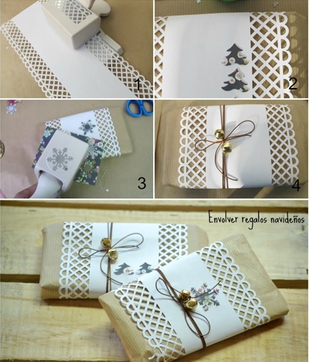 Regalos baratos y bonitos hechos a mano manualidades - Regalos bonitos para navidad ...