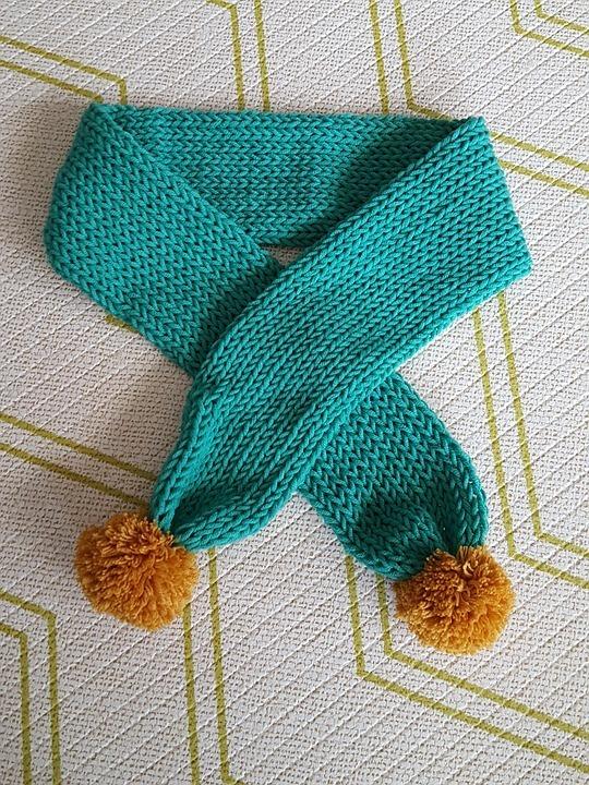 Cómo hacer Bufandas de ganchillo paso a paso - Manualidades