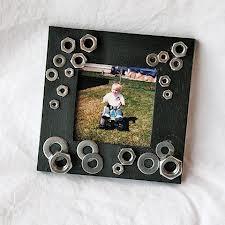 marco fotos reciclado