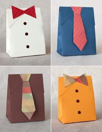 tarjetas manualidades regalos hombre