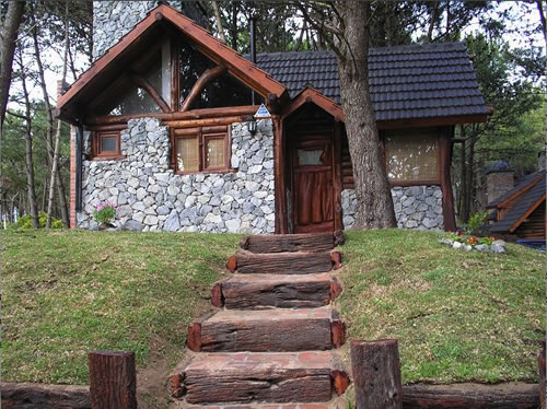 C mo construir una caba a manualidades - Construir tu propia casa ...