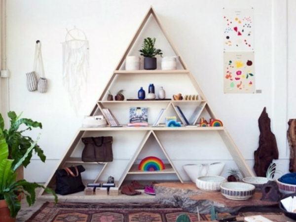 manualidades-para-decorar-las-paredes-estanterias