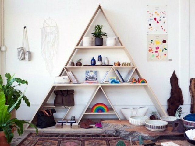 Manualidades para decorar las paredes manualidades - Decorar paredes con telas ...