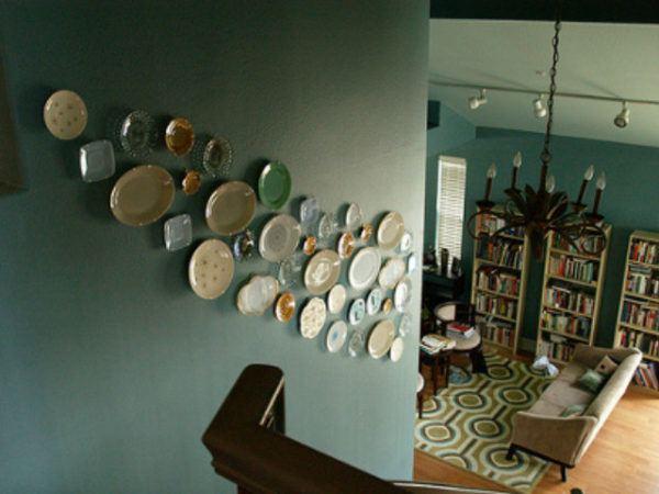 manualidades-para-decorar-las-paredes-platos