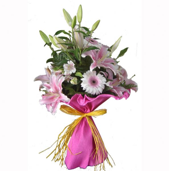 C mo hacer ramos de flores para cementerio manualidades - Como hacer ramos de flores ...