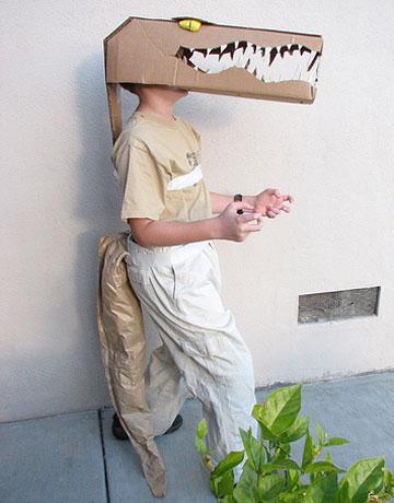 disfraces-caseros-halloween-cocodrilo