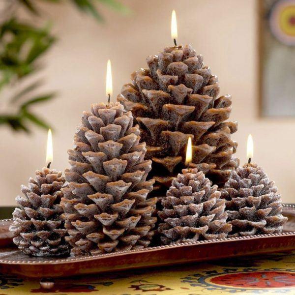 hacer-velas-decorativas-para-navidad-con-pinas