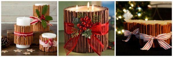 velas-decorativas-con-canela