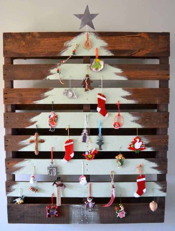 arbol-de-navidad-reciclado-hecho-con-palet