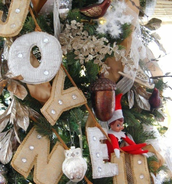 Manualidades para navidad 2018 manualidades - Como se hacen adornos navidenos ...