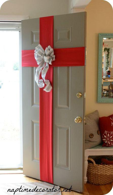 decoracion-de-navidad-para-puertas-regalo