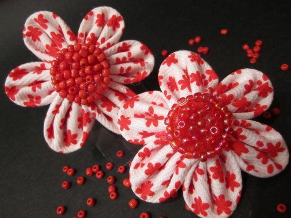 manualidades-faciles-con-tela-flores