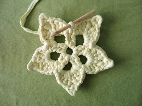 Cmo hacer flores de ganchillo Manualidades