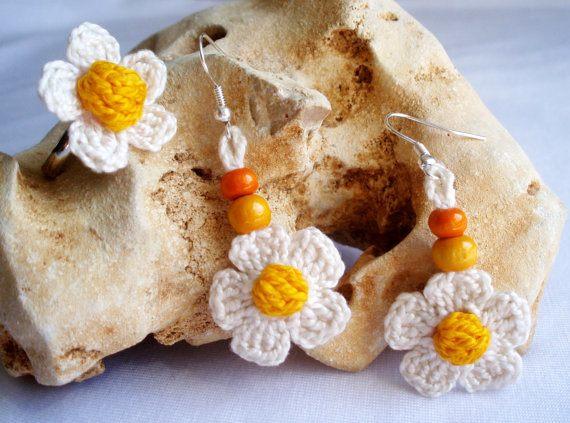 Como Hacer Flores De Ganchillo Manualidades - Flores-ganchillo