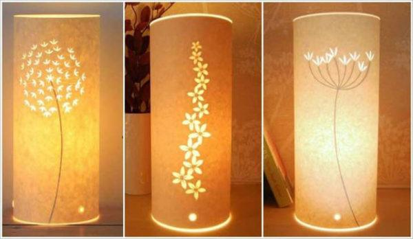 como-hacer-lamparas-de-papel-tubo