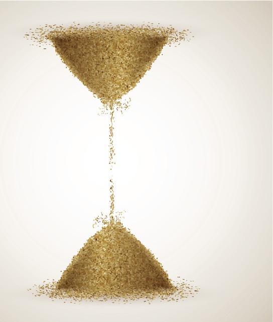 Cómo hacer un reloj de arena de 30 minutos