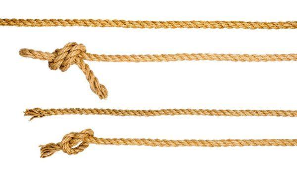 Como hacer un atrapasuenos a crochet cuerda