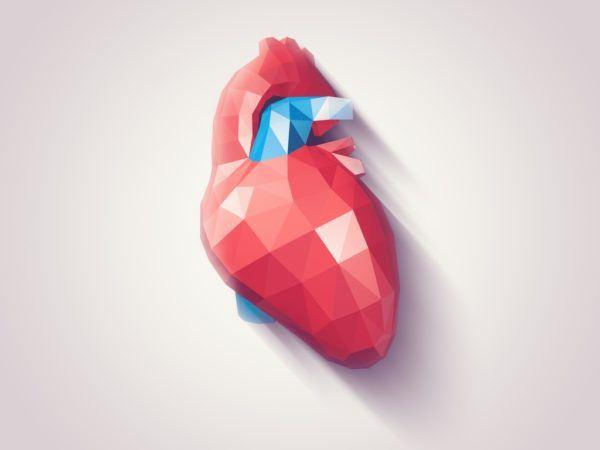 Como hacer un corazon de papel 3d