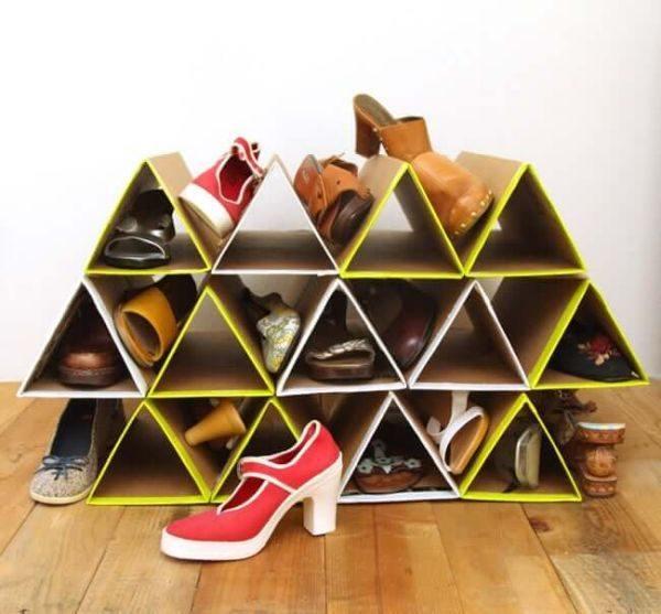 como-hacer-cajas-de-carton-zapatero-triangulo-handfie