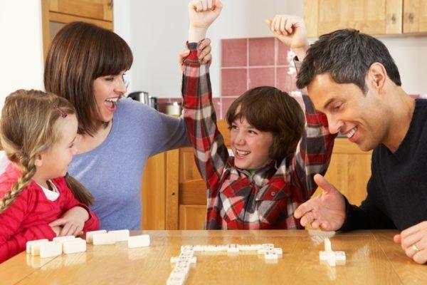 Como hacer domino reciclado pasos