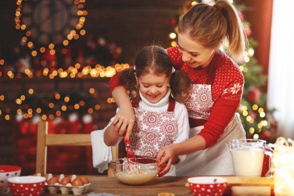 5 ideas festivas de Navidad para niños