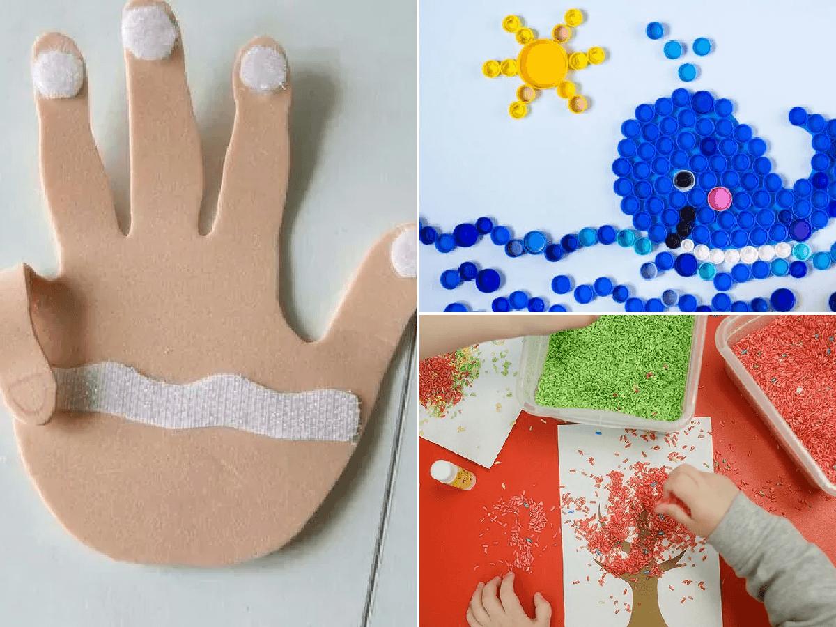 Manualidades Para Niños De 3 A 5 Años Manualidades Es