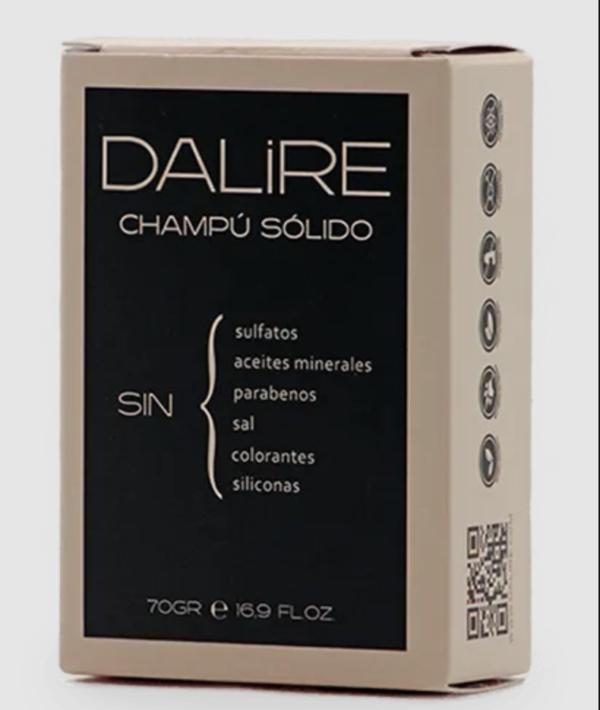 ¿Cuáles son las diferencias y las similitudes entre un champú sin sulfatos líquido y un champú sin sulfatos sólido? Caja Sólido